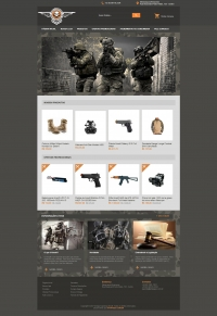 Omega Suprishop Airsoft